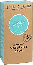 Kup Organiczne podkłady poporodowe, 10 szt. - Ginger Organic