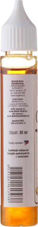 Olej do twarzy i ciała Owies - Bione Cosmetics Oat Face And Body Oil — фото N2
