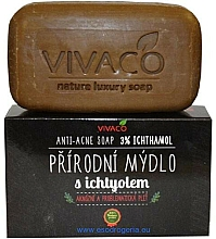 Kup Naturalne mydło z ichtiolem - Vivaco