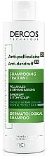 Kup Przeciwłupieżowy szampon z dwusiarczkiem selenu do włosów normalnych i przetłuszczających się - Vichy Dercos Anti-Pelliculaire Anti-Dandruff Shampooing