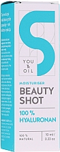 Kup Serum do twarzy z kwasem hialuronowym - You & Oil Beauty Shot Hyaluronic Acid