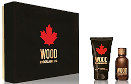 Kup Dsquared2 Wood Pour Homme - Zestaw (edt 30 ml + sh/gel 50 ml)