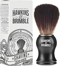 Kup Pędzel do golenia - Hawkins & Brimble Synthetic Shaving Brush