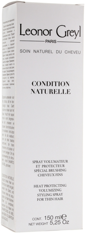 Sucha odżywka do włosów - Leonor Greyl Condition Naturelle — фото N1