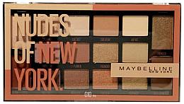 Kup Paleta cieni do powiek - Maybelline Nudes of New York Eye Palette