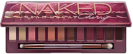 Kup Paleta cieni do powiek - Urban Decay Naked Cherry Eyeshadow Palette