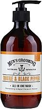Kup Żel pod prysznic - Scottish Fine Soaps Men's Grooming Thistle & Black Pepper All-In-One Wash