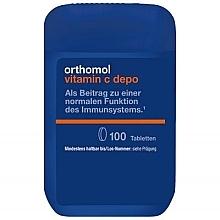 Kup Suplement diety z witaminą C dla prawidłowego funkcjonowania układu odpornościowego - Orthomol Vitamin C Depo