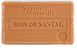 Kup Naturalne mydło w kostce Drzewo sandałowe - Le Chatelard 1802 Sandal Wood Soap