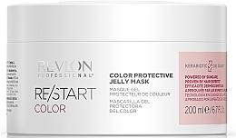 Kup Maska do włosów farbowanych - Revlon Professional Restart Color Protective Jelly Mask
