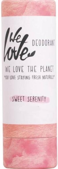 Dezodorant w sztyfcie Słodki spokój - We Love The Planet Sweet Serenity Deodorant Stick  — фото N1