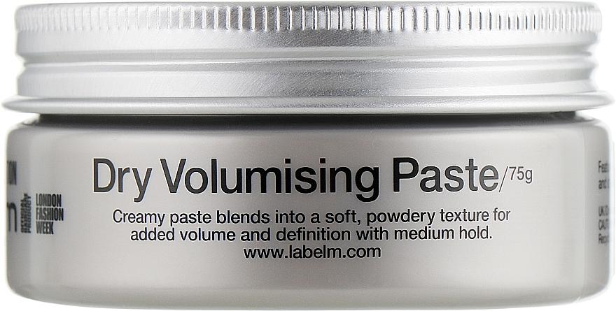 Sucha pasta zwiększająca objętość włosów - Label.M Dry Volumising Paste — фото N1