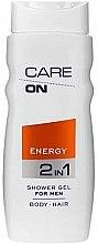 Kup Żel pod prysznic 2 w 1 dla mężczyzn - Care On Energy Gel Shower