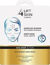 Kup Maska na tkaninie ze śluzem ślimaka - Lift4Skin One Shot Action