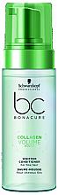 Kup Kolagenowa odżywka w piance dodająca włosom objętości - Schwarzkopf Professional BC Bonacure Collagen Volume Boost Whipped Conditioner
