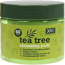 Kup Płytki do oczyszczania twarzy - Xpel Marketing Ltd Tea Tree Cleansing Pads