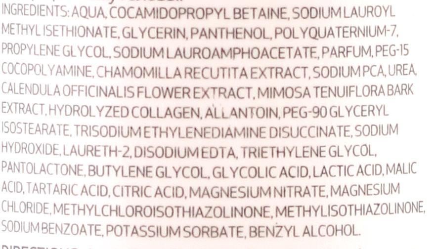 Szampon do włosów dla dzieci - Sesderma Laboratories Babyses Shampoo pH Tear — фото N3