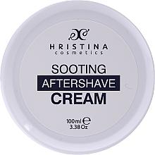 Kup Krem po goleniu - Hristina Cosmetics Soothing After Shave Cream