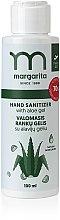 Kup Antybakteryjny żel do rąk z aloesem - Margarita Cleansing Hand Sanitizer With Aloe Gel