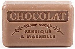 Kup Marsylskie mydło w kostce Czekolada - Foufour Savonnette Marseillaise Chocolat