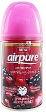 Kup Odświeżacz powietrza w sprayu Owoce leśne - Airpure Air-O-Matic Refill Sparkling Berry