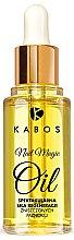 Kup Olejek do paznokci Spektakularna siła regeneracji zniszczonych paznokci - Kabos Nail Magic Oil