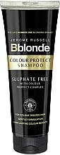 Kup Szampon chroniący kolor włosów farbowanych - Jerome Russell Bblonde Colour Protect Shampoo