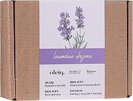 Kup Zestaw - Biolaven Lavender Relief (ser/30ml + eye/cr/15ml + hydrolat/100ml + pouch/30g)