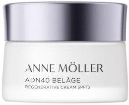 Kup Regenerujący krem do twarzy do cery normalnej i mieszanej SPF 15 - Anne Möller ADN40 Belāge Regenerative Cream