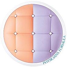 Mineralny podkład i korektor do twarzy - Physicians Formula Mineral Wear Talc-Free Cushion Corrector + Primer Duo — фото N2