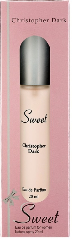 Christopher Dark Sweet - Woda perfumowana (mini)