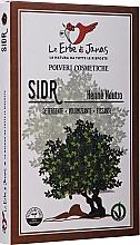Kup Proszek do włosów Sidr - Le Erbe di Janas Sidr Powder