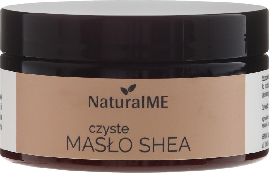 Czyste masło shea - NaturalME