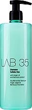 Szampon bezsiarczanowy z olejem arganowym i bambusem - Kallos Cosmetics Lab 35 Shampoo Sulfate-Free — фото N1