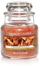 Kup Świeca zapachowa w słoiku - Yankee Candle Cinnamon Stick