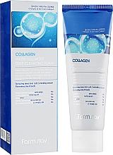 Kup Przeciwstarzeniowa pianka nawilżająca do mycia twarzy z kolagenem - FarmStay Collagen Water Full Moist Deep Cleansing Foam