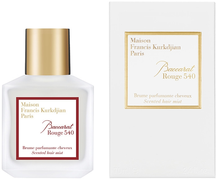Maison Francis Kurkdjian Baccarat Rouge 540 - Perfumowana mgiełka do włosów — фото N1