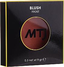 Kup Róż do policzków - MTJ Cosmetics Frost Blush