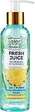 Kup Rozświetlający żel micelarny do twarzy z bioaktywną wodą cytrusową - Bielenda Fresh Juice