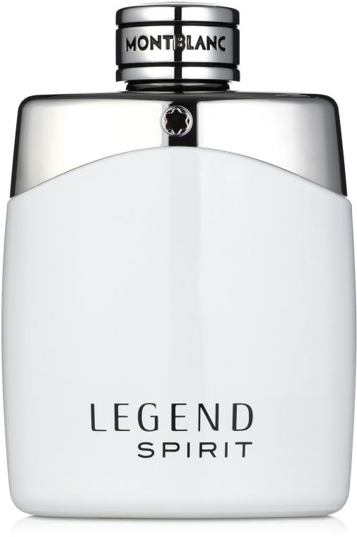Montblanc Legend Spirit - Woda toaletowa (tester z nakrętką)