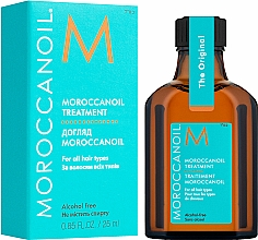 Kup Rewitalizujący olejek do włosów - Moroccanoil Oil Treatment For All Hair Types
