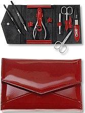 Kup Zestaw do manicure'u Fire, 7 elementów - Credo Solingen Luxurious Manicure Set
