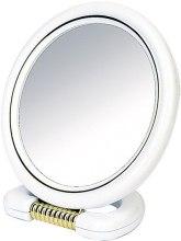Kup Lusterko dwustronne stojące, 18,5 cm, 9509, białe - Donegal Mirror