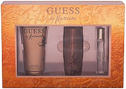 Kup Guess by Marciano - Zestaw (edt 100 ml + b/lot 200 ml + edt 15 ml)