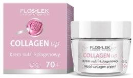 Kup Multikolagenowy krem do twarzy 70+ - Floslek Collagen Up Nutrii-Collagen