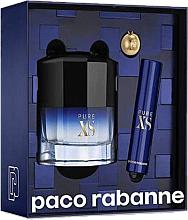 Kup PRZECENA! Paco Rabanne Pure XS - Zestaw (edt 50 ml + edt 10 ml) *