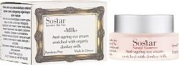 Kup Przeciwzmarszczkowy krem pod oczy - Sostar Donkey Milk Anti-Aging Eye Cream