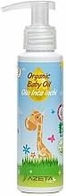 Kup Organiczny olejek dla niemowląt - Azeta Bio Organic Baby Oil Inca Inchi