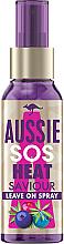 Kup Spray do włosów chroniący przed ciepłem - Aussie Sos Hear Saviour Leave on Spray