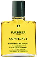 Kup Koncentrat stymulujący porost włosów - Rene Furturer Complex 5 Regenerating Plant Extract